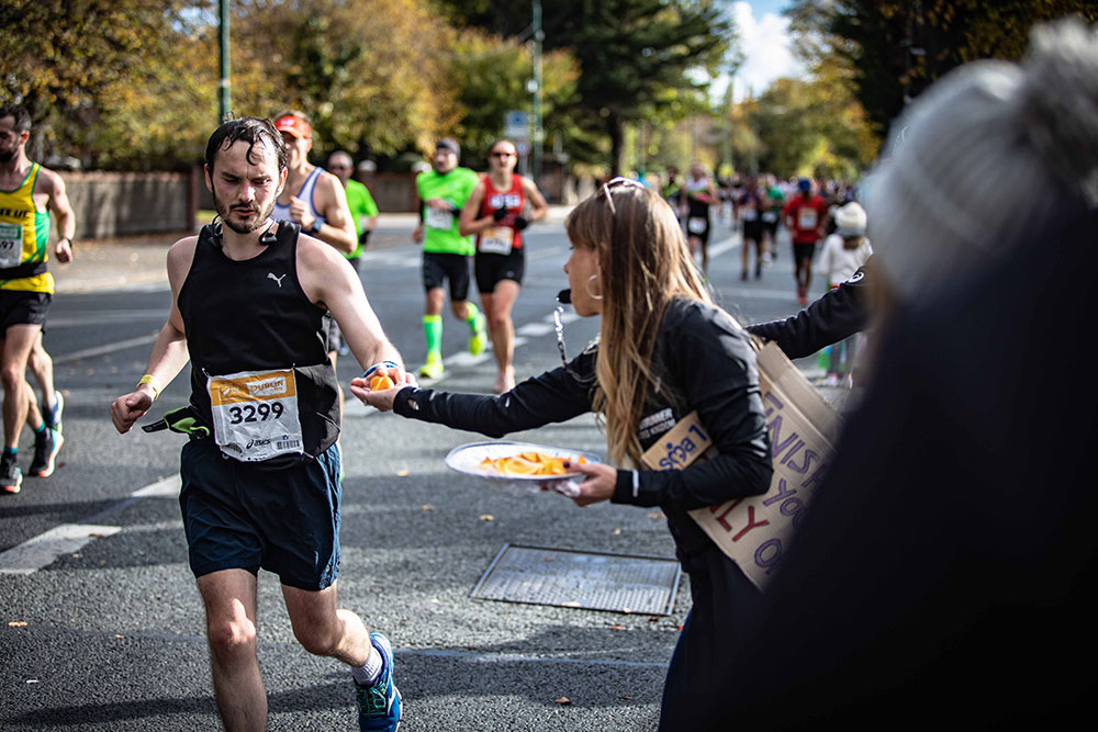 """Marathoners: """"For the day you've just had"""" 5 Tips for Post Marathon Recovery"""