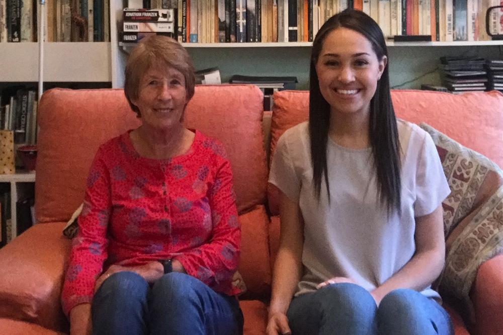 An interview with 75 year old marathon runner Jane Gibson
